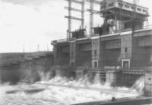 Кайраккумская ГЭС