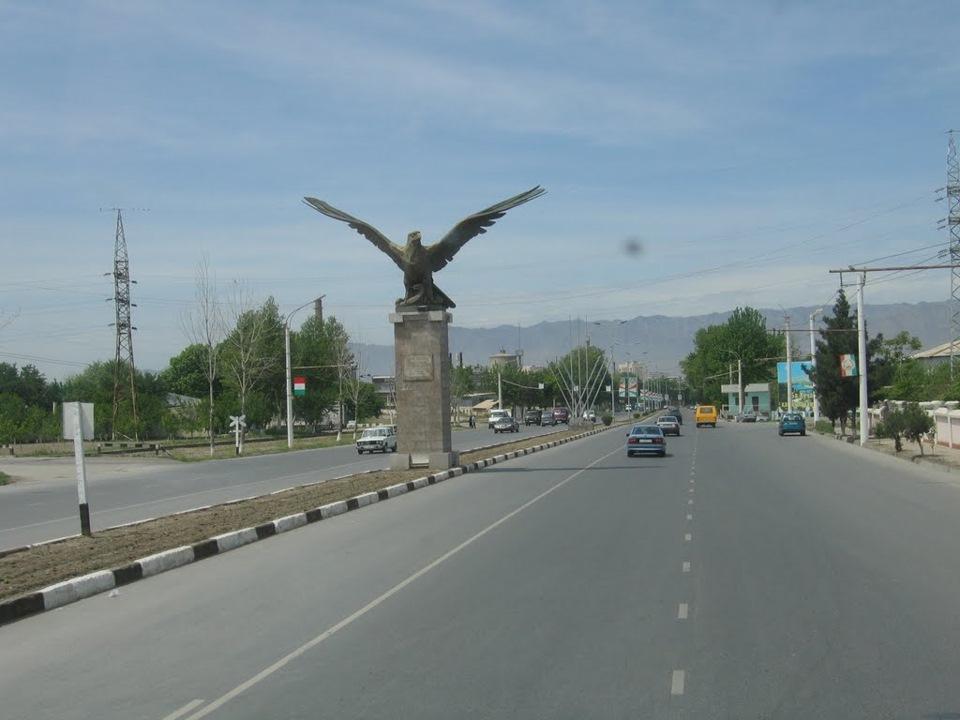 Орёл, Въезд в город